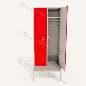 ШОМ-02 шкаф для одежды