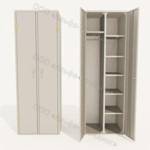 ШОМ-06-02 шкаф для одежды
