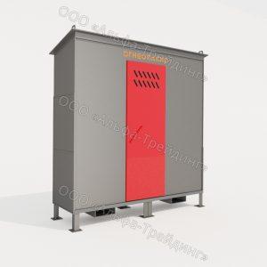ШОМ-03-02 шкаф для одежды