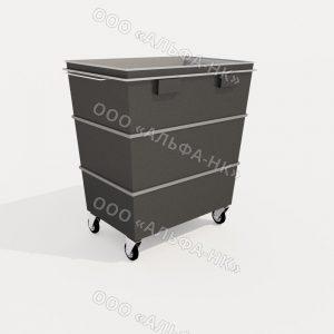 КМП-01-03 контейнер мусорный