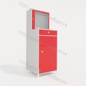 ШКМ-01-02 исп.2 компьютерный шкаф