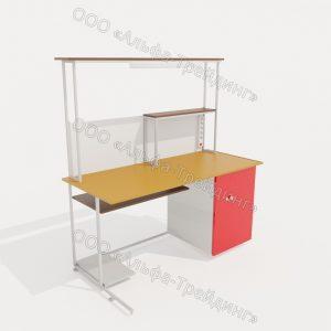СПМ-01-12 стол лаборанта