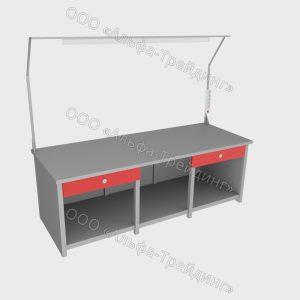 CCP-01-02 стол слесаря-ремонтника