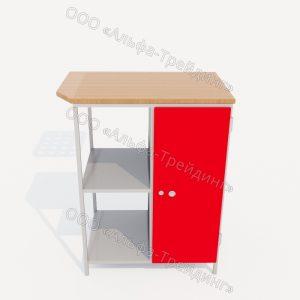 ТПМ - 09 стол-тумба для инструмента