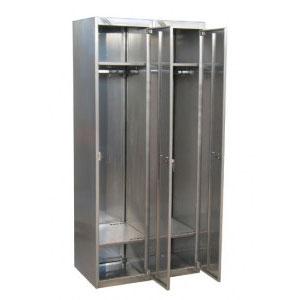 Шкафы кухонные из нержавейки